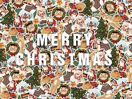 MERRY CHRISTMAS 圣诞快乐