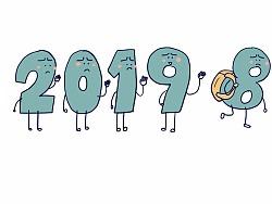 #再见2018# 你好2019,再见2018!