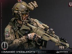 德国KSK特种部队---队长