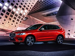 [17P]Volvo New XC60 [含后期分解视频X2]