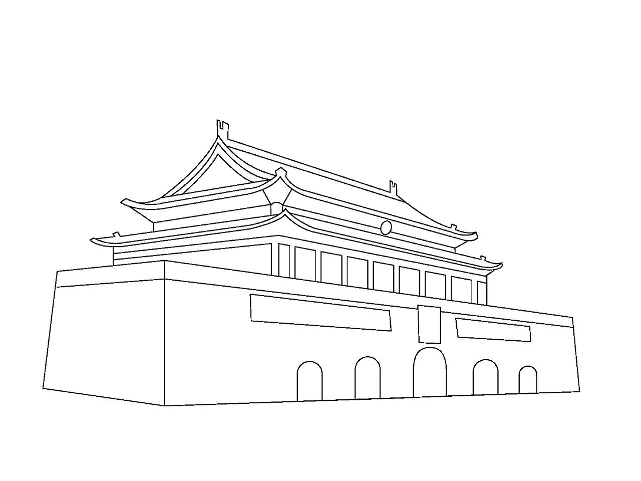 北京-天安门