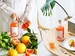 夏 | 三生石红西柚酒