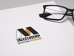 麦田视觉 标志设计