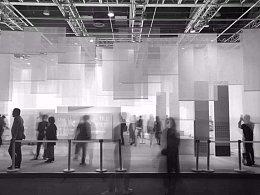 沦为一场大型展销会的广州设计周,还值得花钱排队去看吗?