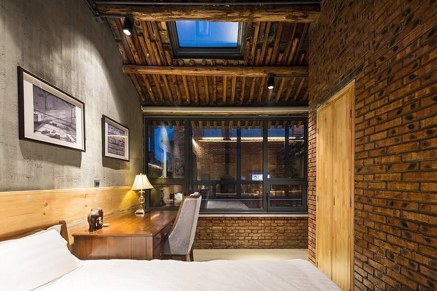 《酒店独家校园酒店》南京民宿酒店v酒店|南京民宿民宿例42绘制蓝天平面图图片