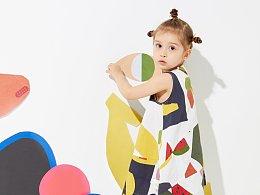 holakids儿童商业摄影 | m.latin 水果小贩