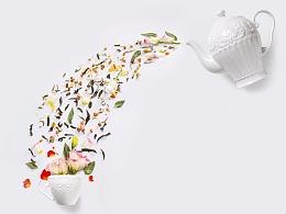 TEAKA 新中国风茶馆  饮品 饮料 奶茶 奶盖 茶饮摄影