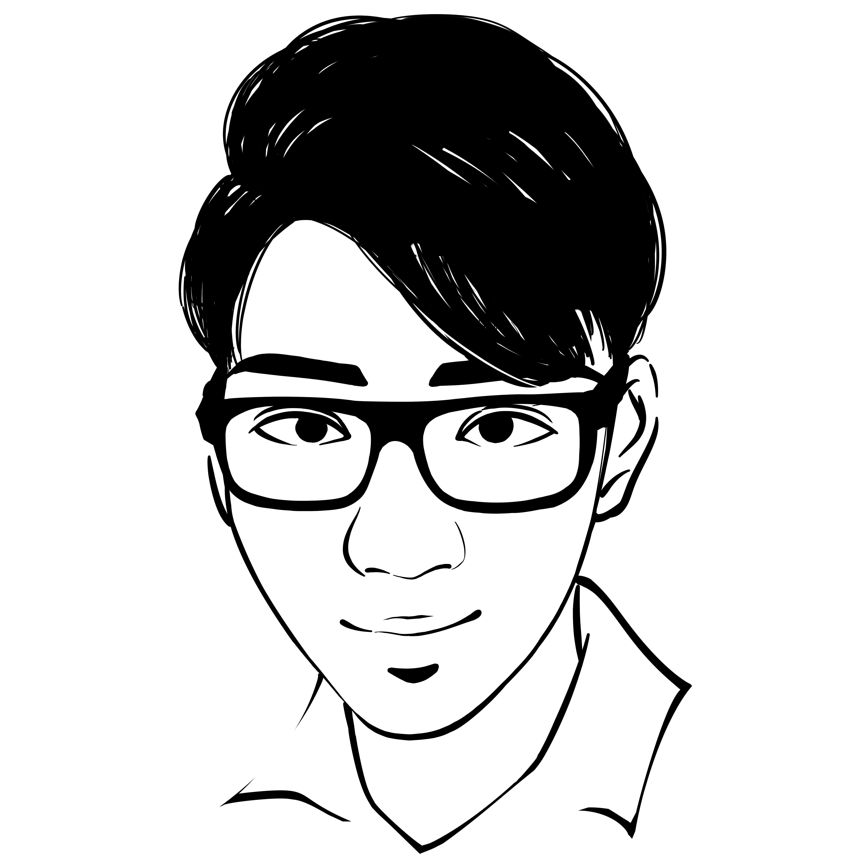 动漫 简笔画 卡通 漫画 手绘 头像 线稿 5314_5314