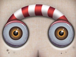 大眼睛图标