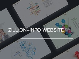 ZILLION-INFO WEBSITE DESIGN
