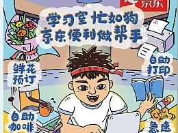 京东便利店—让大学生活更美好