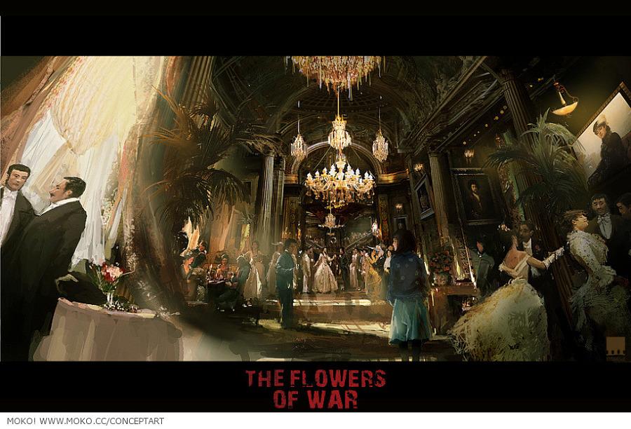 查看《电影《金陵十三钗》概念设计图》原图,原图尺寸:915x622