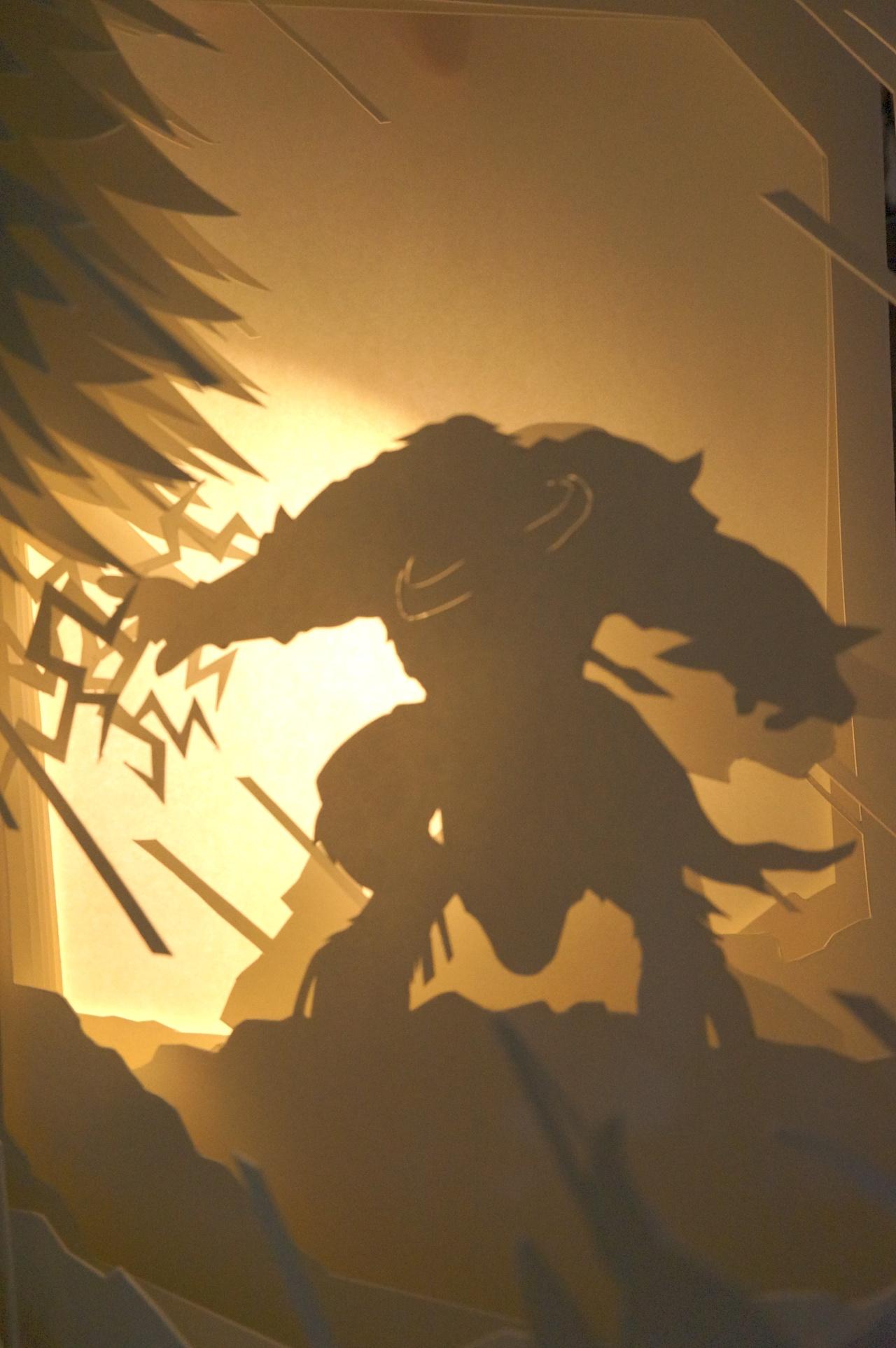 魔兽世界立体手工图纸书费用书 手工艺 其他手怎么出纸雕主题修改,审图图片