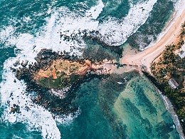 行走在印度洋上的眼泪——斯里兰卡°
