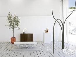 网红软装展览空间设计
