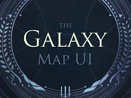 Galaxy宇宙UI练习