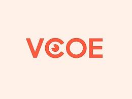 品牌视频创意-VCOE-LOGO
