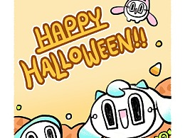 [4-Scoops-of-Spoonz]Happy Halloween!