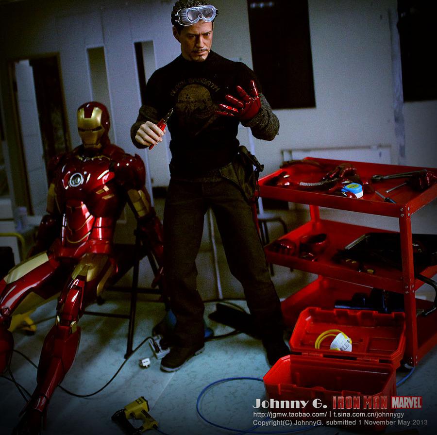 查看《钢铁侠火爆进行时来一组新鲜出炉的人偶场景拍摄》原图,原图尺寸:1000x995