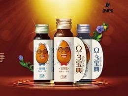 柏星龙:Ω—3宝典品牌策略案,三高同胞的健康伴侣