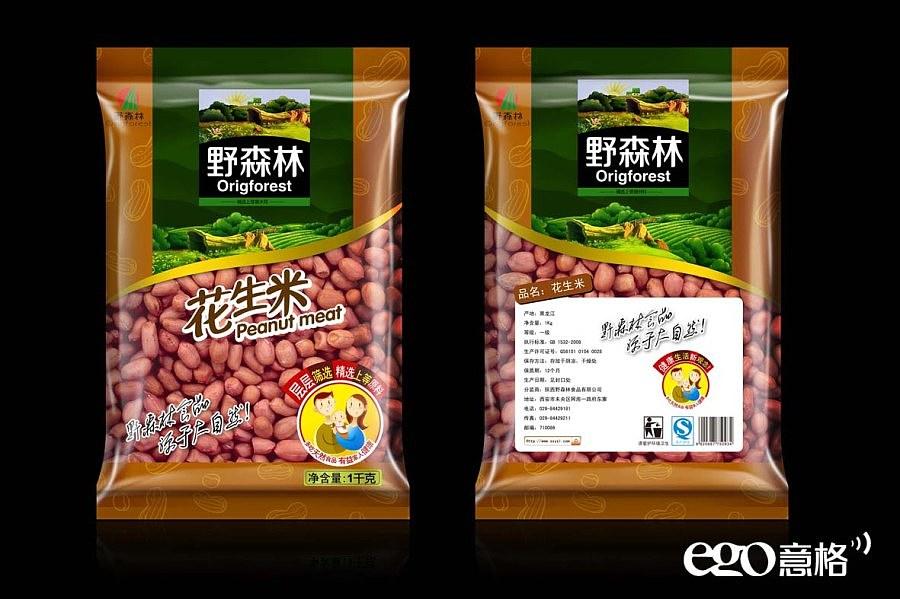 上海意格包装项目:野森林干货图片
