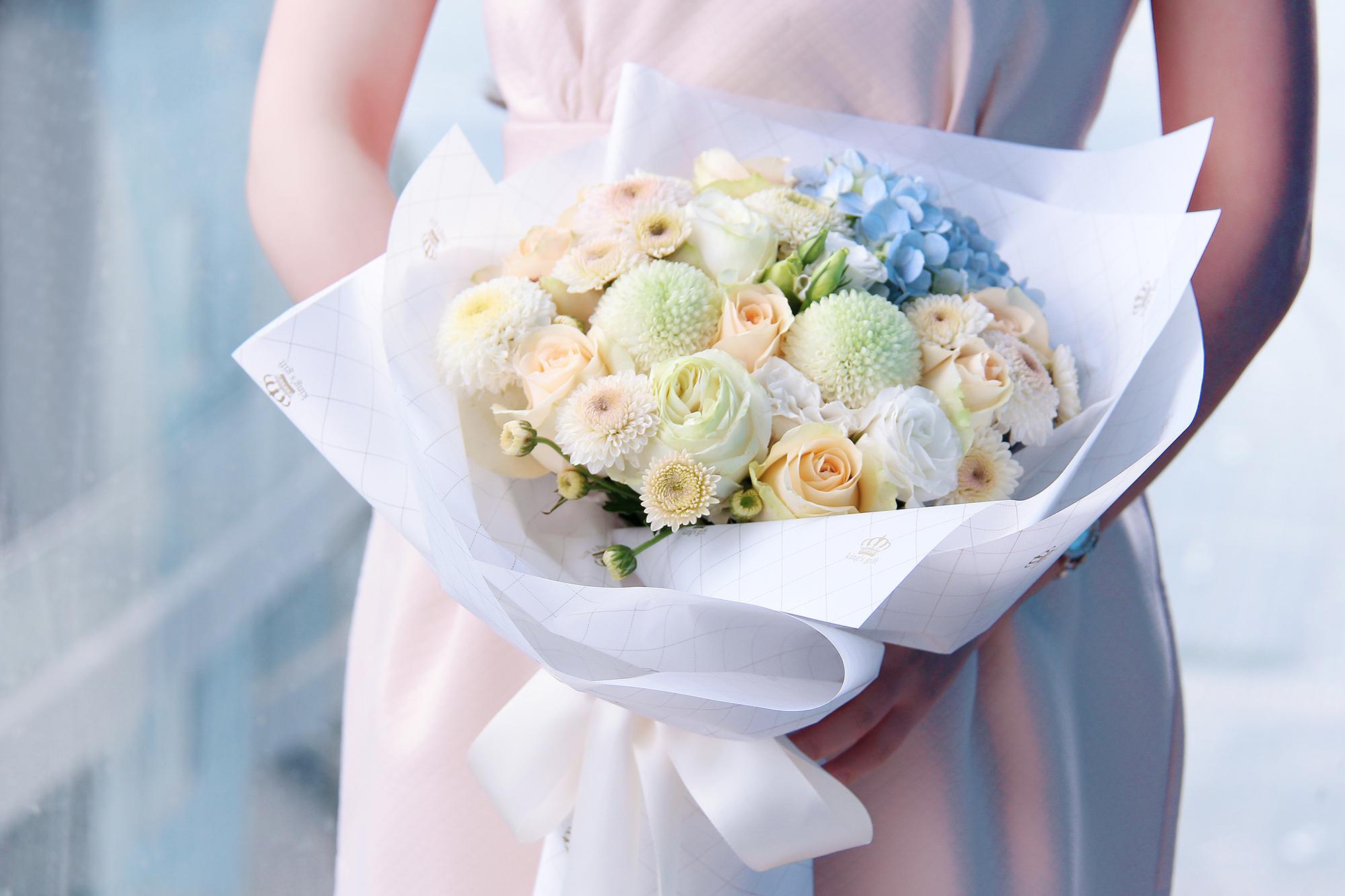 小清新花束