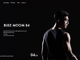 Online retailers WEB 设计