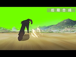 原创动画《孤雄》幕后制作技术解析