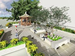 景观设计:《微型公园景观设计》