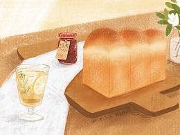 面包果酱和好心情