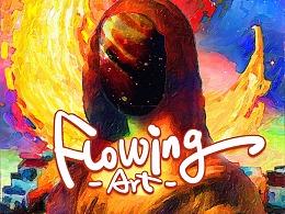 动态图艺术·Flowing Art