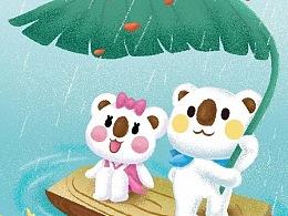 【OK熊】谷雨断寒,挥别春天