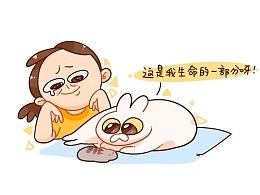#温蛋黄# 大K的故事(中)