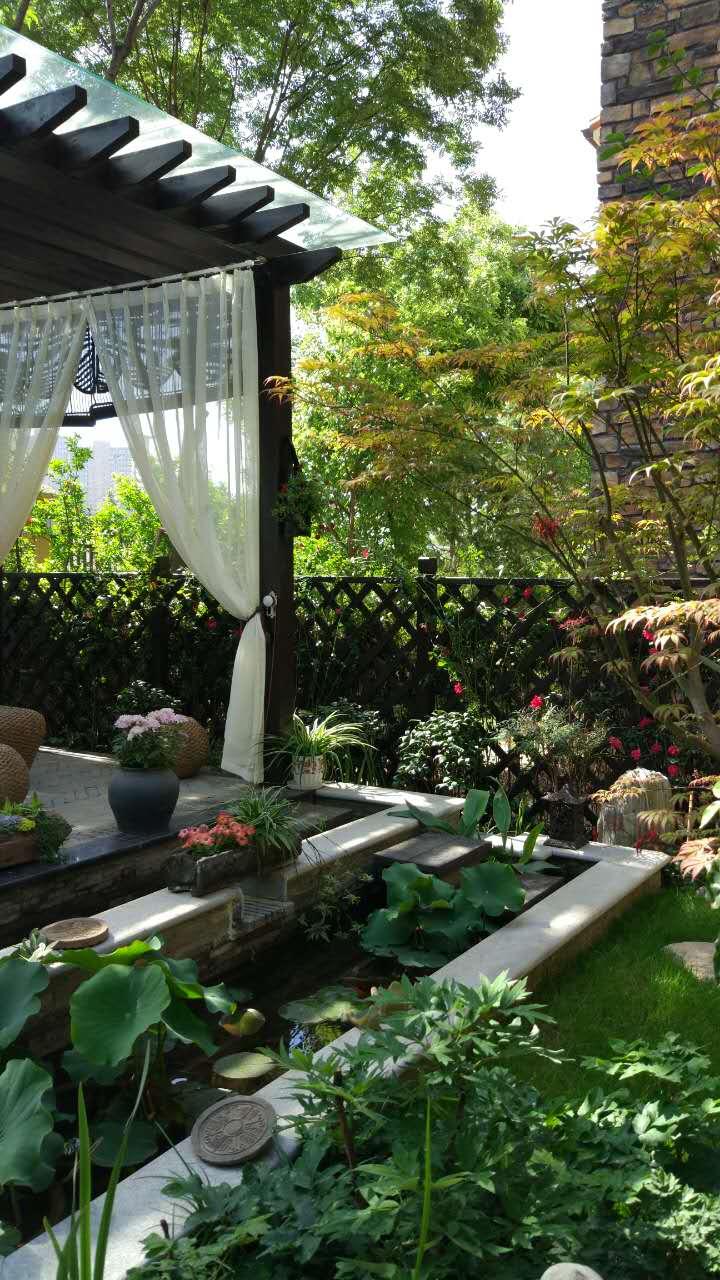 龙湖提醍 庭院花园|园林景观/规划|空间/建筑|gaohb
