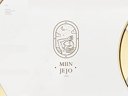 MIINJEJO美人制造护肤品牌LOGO&包装设计