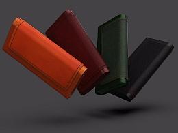 皮革与金属碰撞 | 充电宝