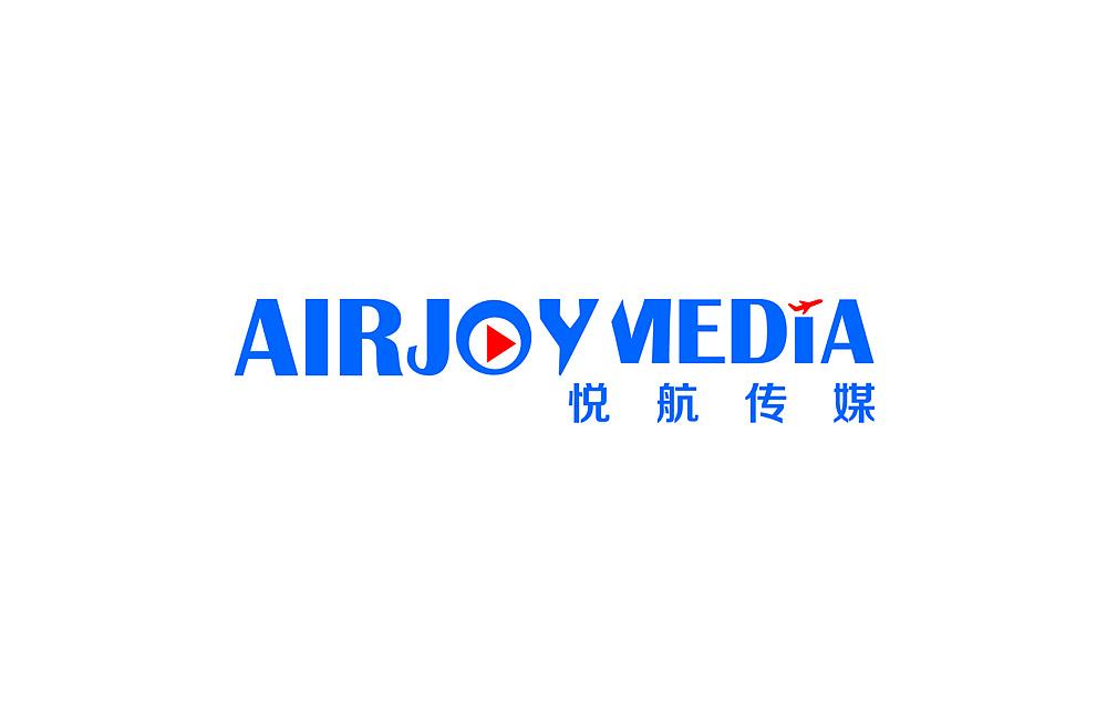 airjoy media logo design图片
