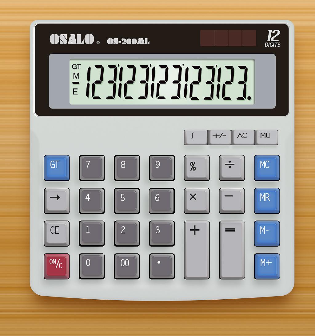 计算器一台