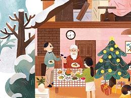 《揭秘小世界-四季》插图