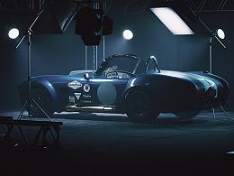 UE4 | Shelby & Brabham