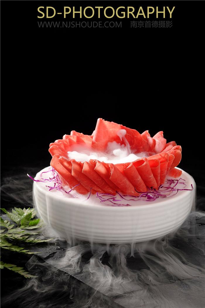 牛肉肥牛火锅设计中餐菜单摄影拍摄火锅拍照海鲜酱怎么做啊图片