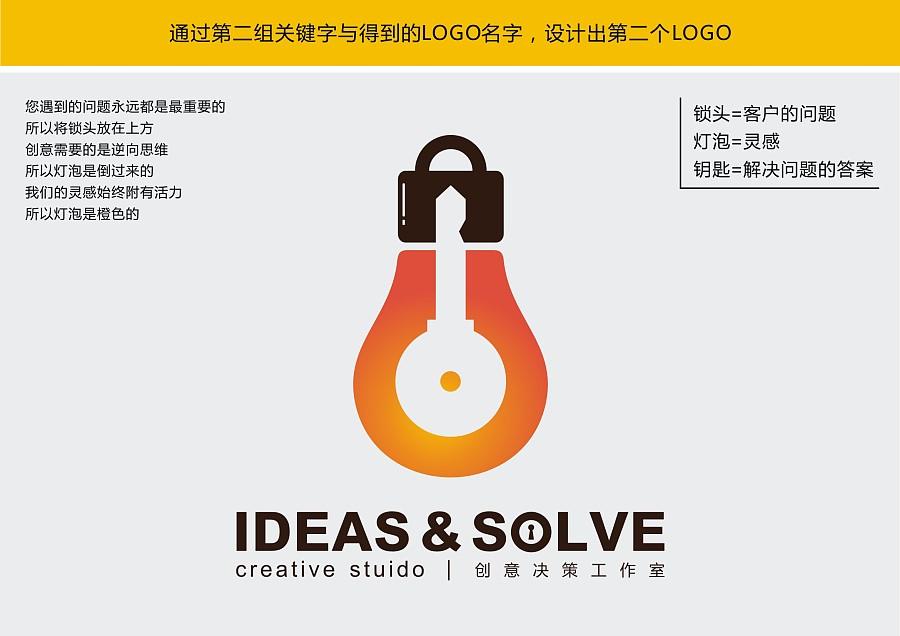"""查看《""""MR.IDEAS爱点子先生创意工作室""""标志设计》原图,原图尺寸:2339x1653"""