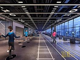 宿造设计 | C-SPORT健身中心