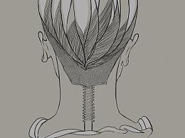 一些对于纹身图案的臆想
