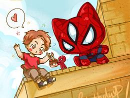 蜘蛛侠的生日