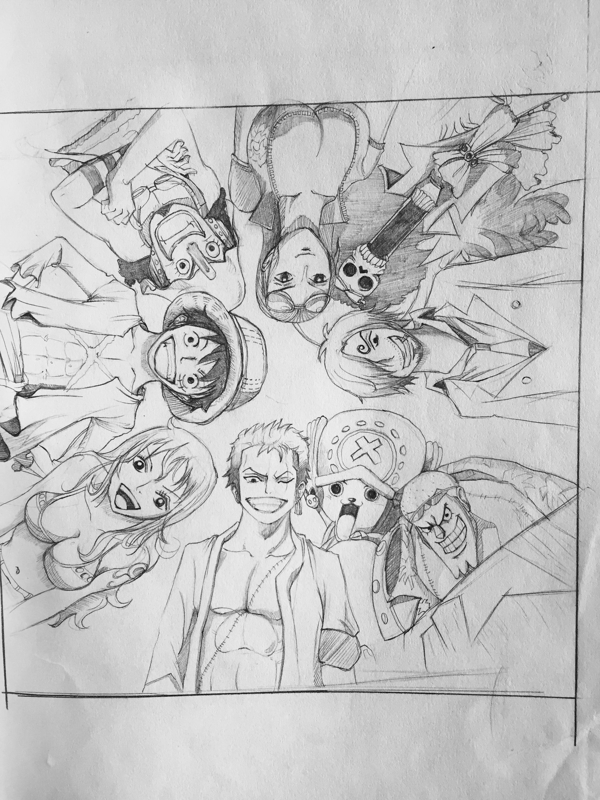 漫画手绘|动漫|其他动漫|暴走大强 - 临摹作品 - 站酷