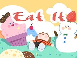 小女孩的美食历险记<EAT IT>