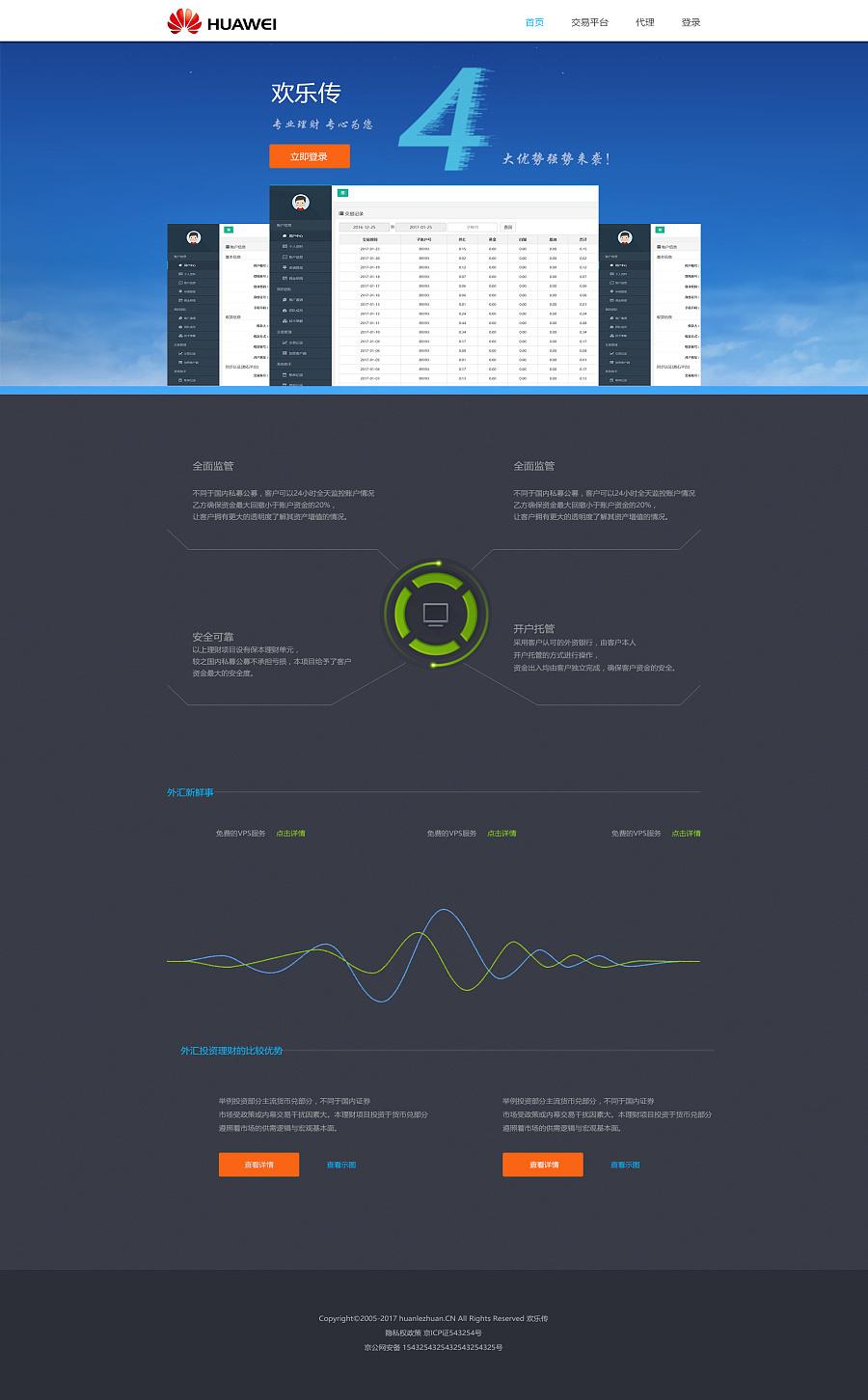 网页设计/网页制作/网站布局图片