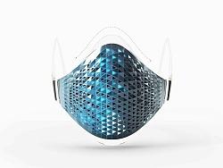 小菱硅胶面罩
