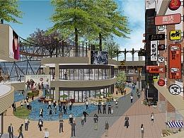 18万㎡购物中心描绘城市新天际线 | 毕节织金金园世纪城